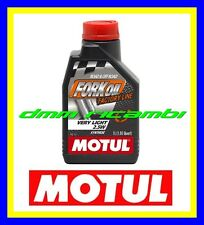 1 Litro Olio Forcelle MOTUL FORK OIL FACTORY 2.5W Lubrificante Forcella Moto