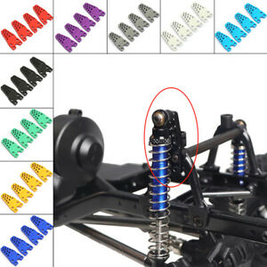 4pcs RC Car Shock Absorber Mount Adjust Height Angle Stand For 1:10 SCX10 D90