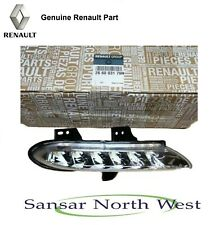 Genuine Renault Scenic - Drivers RIGHT Front Daytime running Lamp Light DRL LED