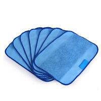 1/5/10xWaschbare Microfaser Tuch Putztuch Mopping Cloth für iRobot Braava