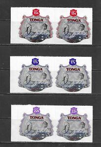 Tonga -  Lot 373,  Mint, NH. Sc# C209-13