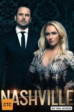 Nashville the Complete Series seasons 6 DVD R4 New & Sealed