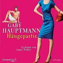 Hängepartie (4 CDs) von Hauptmann, Gaby | Buch | Zustand gut