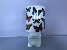 Bath & Body Works Ceramic Flamingo Palm Fronds Wallflowers Home Fragrance Plug