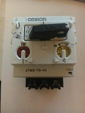 OMRON J7MB-TB-40 MOTOR CIRCUIT PROTECTION MSP 40 AMPS 30HP BRAND NEW