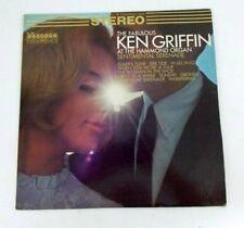Ken Griffin at the Hammond Organ Sentimental Serenade Vinyl LP Record Album