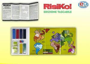 Risiko edizione tascabile edizione da viaggio editrice giochi
