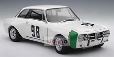 Alfa Romeo Gtam Monza 1970 Hezemans Autoart Aa87004 1:18 Model Car Diecast
