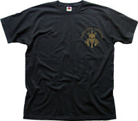 BOPE Tropa De Elite Battalion black cotton t-shirt FN01475