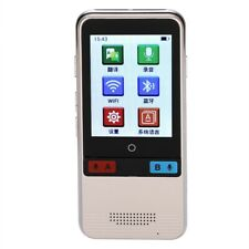 "2.4"" Touch Screen Smart Interpreter Real Time Voice 45 Languages Translator"