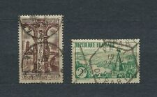 FRANCE - 1935 YT 301 à 302 - TIMBRES OBL. USED