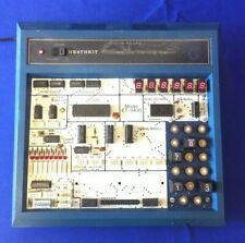 HEATHKIT ETW-3400 Microcomputer Learning System - POWERS ON - FOR PARTS/REPAIR