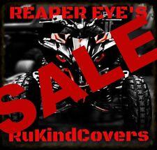 Yamaha 660 Raptor REAPER Eyes HeadLight Covers SET OF 2 MUST SEE