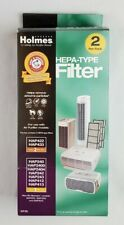 Holmes Replacement HEPA Filter for Air Purifiers 2 Pack - HAPF30D