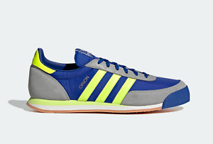 adidas Originals Orion Archival Shoes in Blue and Grey