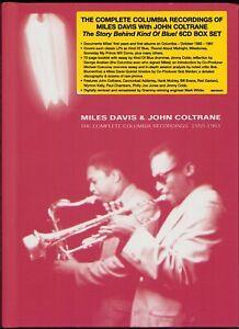 Miles Davis & John Coltrane - The Complete Columbia Recordings 1955-1961 6 × CD