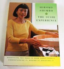 The Sushi Experience by Hiroko Shimbo (2006, Hardcover)