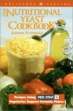 The Nutritional Yeast Cookbook: Featuring Red Star's Vegetarian Support Formula