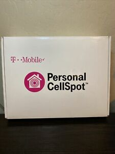 T-Mobile Personal CellSpot 4G LTE Indoor Signal Booster- Brand New 1st Gen