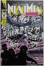 Next Men #1 Faith Part 1 of 4 Dark Horse Comics Legend John Byrne 1993 (C2576)
