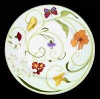 "10 1/4"" DINNER PLATE - DENBY FINE CHINA-PORTUGAL - ""ALICE"" BY SANDRA TOMMELA"