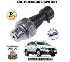 Para Suzuki Sx4 S Cruz 1.6 Dt ddis 2013 - > Nuevo Aceite Interruptor de presión 16582-85e00