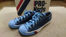 Deadstock Pro-Keds x State Property Court King Navy Car Sneakers Men Us10