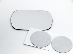 Right Passenger Flat Mirror Glass Lens for 74-78 Mustang II  / Classic models