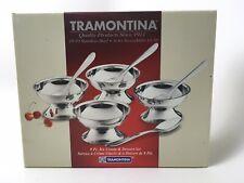 Tramontina 8 Pc Ice Cream & Dessert Set. TRAMONTINA ICE CREAM AND DESSERT SET