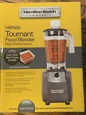 Commercial Hamilton Beach Hbf600 Blender Tournant Food Blender High Performance