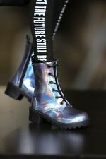 Exclusive Shining Boots for BJD 1/3 SD17,Uncle ID IP EID Big Foot Doll Shoes SM7