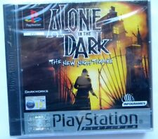 ALONE IN THE DARK THE NEW NIGHTMARE PS1 PLAYSTATION ONE  PAL ITA SEALED