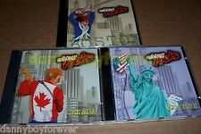 City Rocks CD Lot Boston New York Canada Sony Music & Universal Special Products