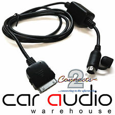 Connects2 5 Volt Charging Replacement Car iPod iPhone Interface Cable Lead
