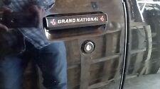 Buick Grand National Turbo Regal Custom Door Handle Inserts 87 86 85 84 dressup
