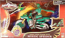 Power Rangers Mystic Force- Mystic Speeder with Green Ranger (MISB)