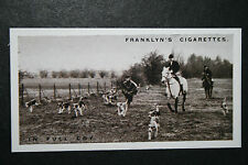 South Berks Foxhounds  Mongewell Park  Vintage  Photo Card # VGC