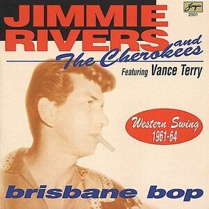 Jimmie Rivers & the Cherokees - Brisbane Bop - CD SEALED-NEW
