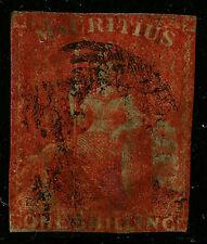 Mauritius   1859   Scott # 19   USED
