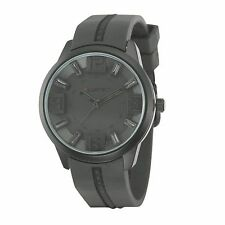 NEW Regimen RW2000 Men's Black Stealth Analog Black Ergonomic Silicone Watch