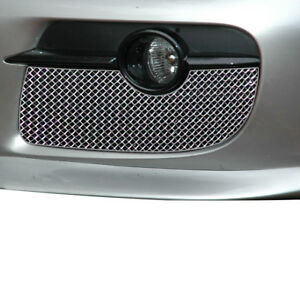 Porsche Cayman 987.1 - Outer Grill Set - Silver finish (2005 to 2009)