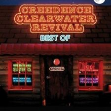 CREEDENCE CLEARWATER REVIVAL BEST OF REMASTERED CD NEW