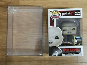 FUNKO POP! FRIDAY THE 13TH - JASON VOORHEES 2015 SDCC #202