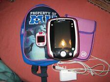 Leapfrog LeapPad 2 LeapBand Monsters Inc Backpack