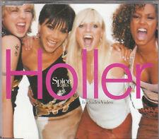 SPICE GIRL - HOLLER -  CD SINGOLO