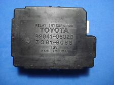 1993-1996 Toyota Camry Relay Integration 82641-06020 OEM