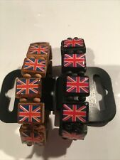 Bracelets. New Two Elastic England