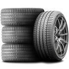 4 Tires Falken Azenis Fk510 P21545zr17 21545r17 91y Xl High Performance