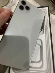 Apple iPhone 11 Pro Max - 256GB - Silver (Unlocked) A2161 (CDMA + GSM)