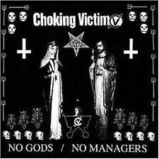 "New Music Choking Victim ""No Gods / No Managers"" LP"